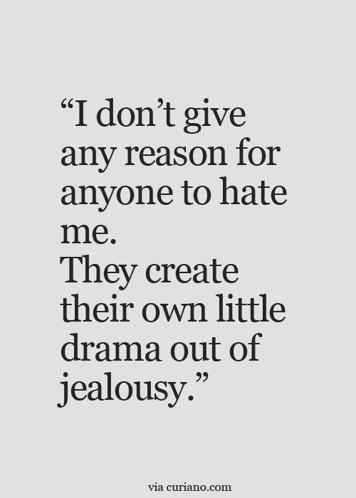 evaluate the dramatic treatment of jealousy