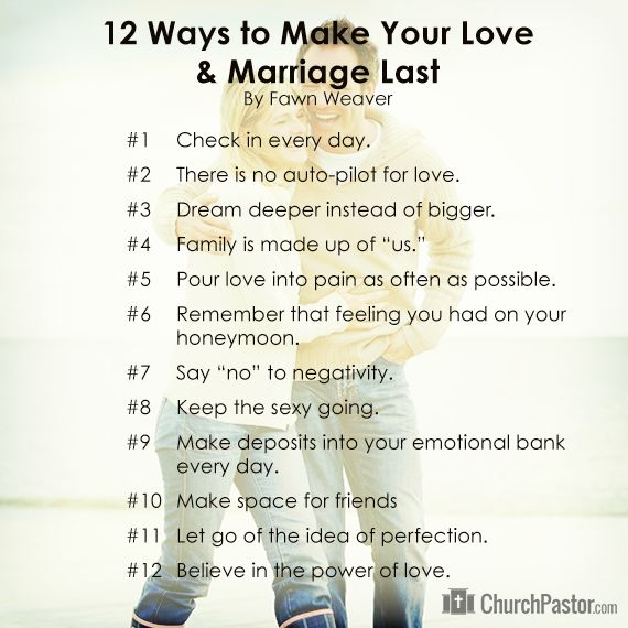 Love Quotes 12 Ways To Make Your Love And Marriage Last
