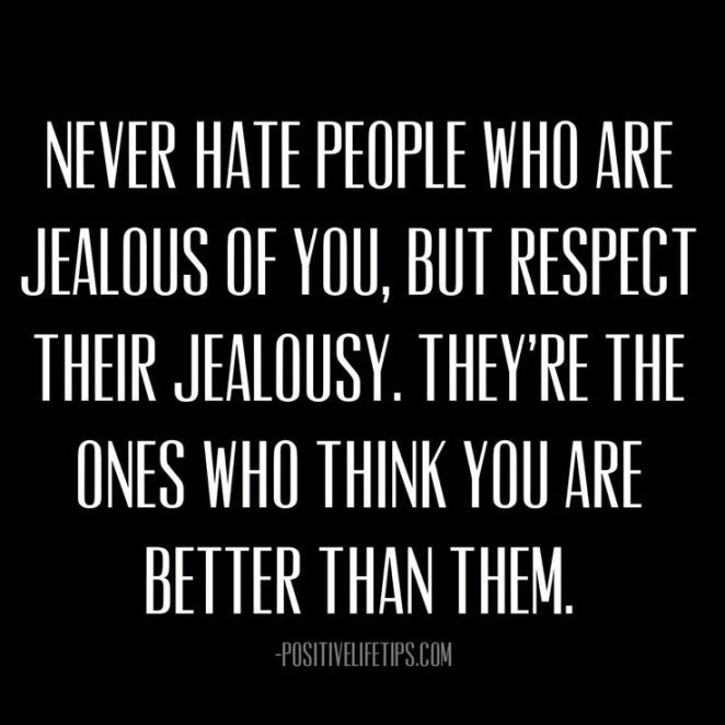 50+ Great Quotes On Jealous People - Allquotesideas