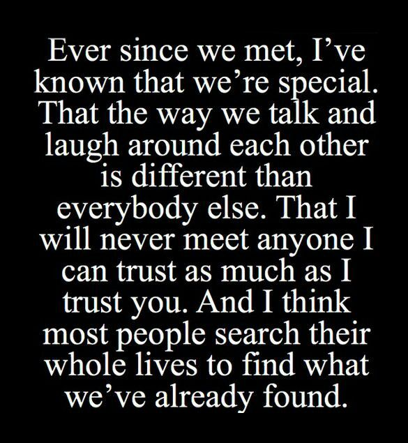 Soulmate Quotes I Think Most People Search Their Whole Lives To