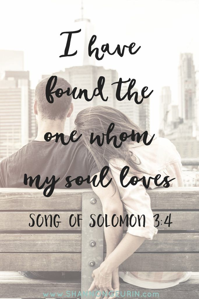 Love Quotes The One Whom My Soul Loves Shannongeurincom