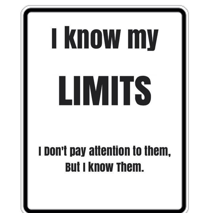 I Know My Limits Quotes Of The Day Your Daily Dose Of Short