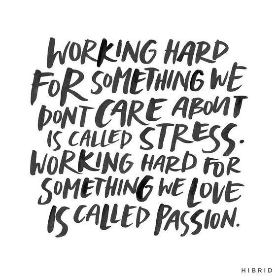 Inspirational Quotes About Work Working Hard For Something We Don