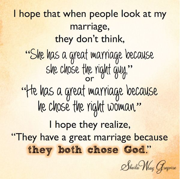 Love Quotes Marriage Works Best When We Both Choose God Quotes Magnificent Love Marriage Quotes