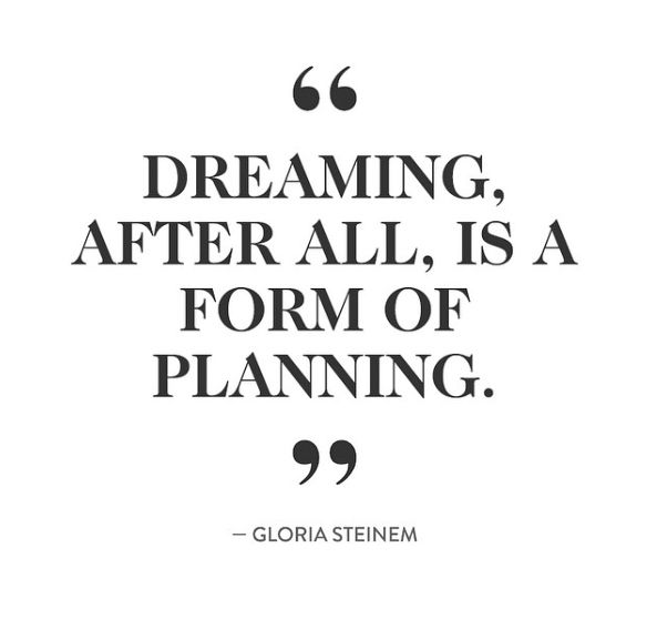 Motivational Quotes Dreaming After All If A Form Of Planning