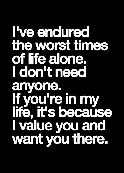 I Need You In My Life Quotes Adorable Quotes About Love For Him  I Don't Need Anyoneif You're In My
