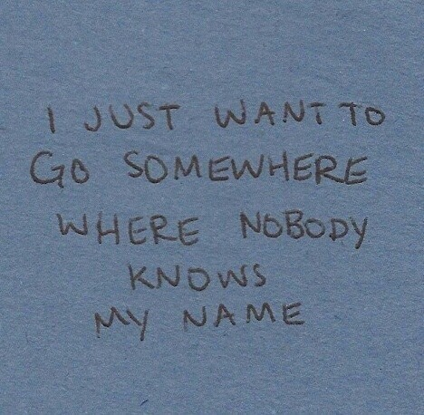 Romantic Love Quotes Remanence Of Love Where Nobody Knows My Name