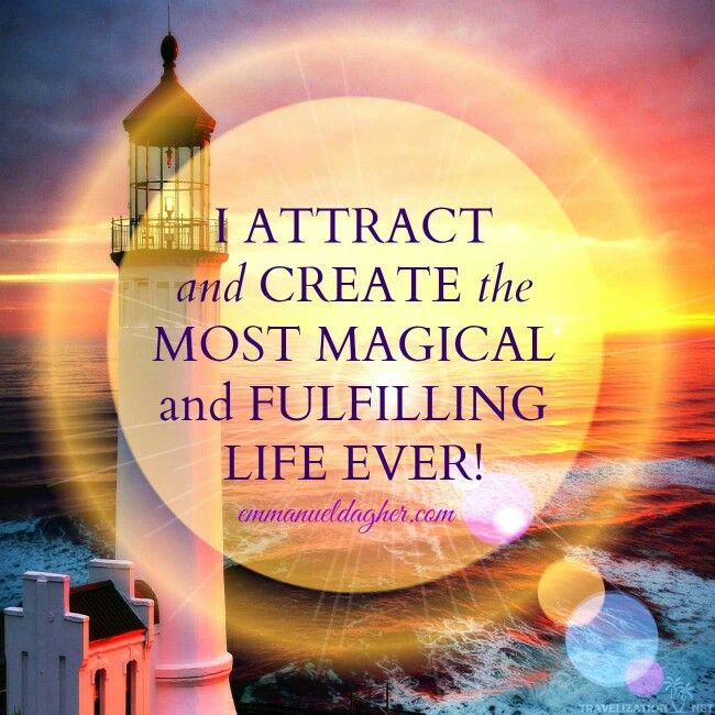 Success Quotes I Attract And Create The Most Magical And