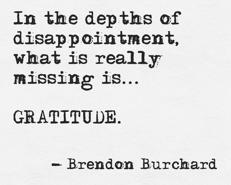 Success Quotes In The Depths Of Disappointment What Is Really