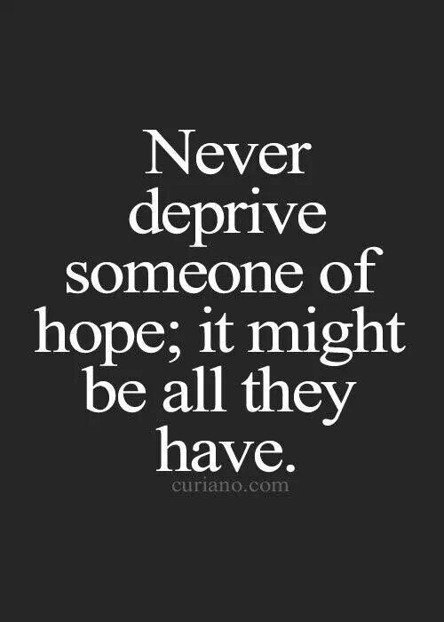Image of: Sayings As The Quote Says Description Hope Quotes Of The Day Trust Quotes Hope Quotes Of The Day Your Daily Dose Of
