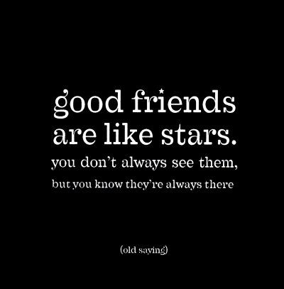 Trust Quotes : M175Good Friends Are Like Stars Posters ... Lol So True Facts Tumblr