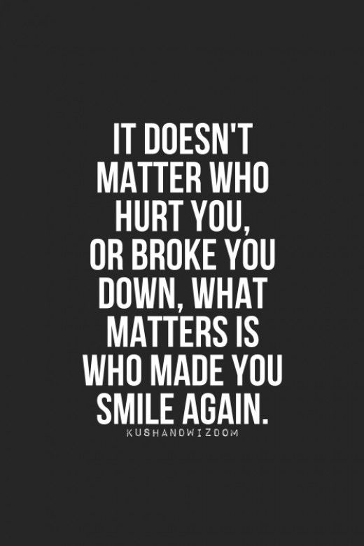Quotes About Love For Him Forget Who Made You Cry And Feel Broken