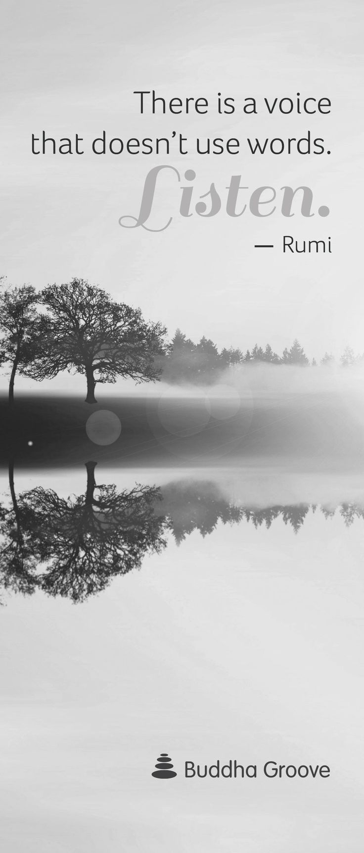 """Rumi Quotes On Life Inspirational Quotes About Work  """"there Is A Voice That Doesn't"""