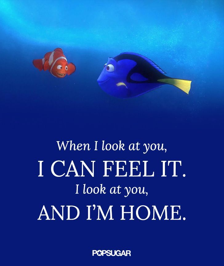 Dory Quotes Delectable Quotes About Love For Him  Sure We May Have Been Kids When Some