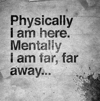 Inspirational Quotes about Strength: Mentally I Am Far Far ...