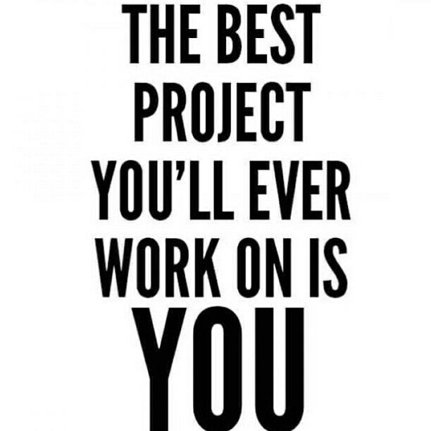 Inspirational Quotes About Strength: The Best Project You