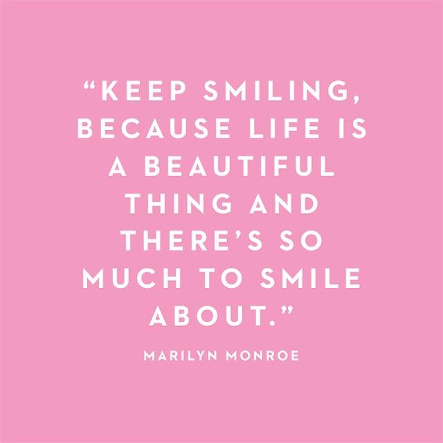 Keep Smiling Quotes: Motivational Quotes : Keep Smiling