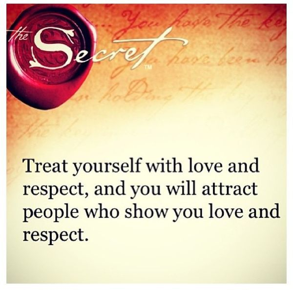 Success Quotes Treat Yourself With Love Ommmmmm