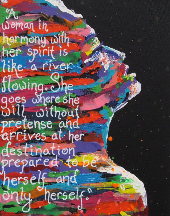 The Free Spirit This Quote Is Talking About Describes Eva Luna