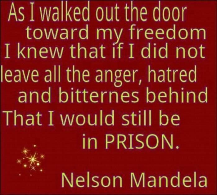 A Person Does Not Have To Be Behind Bars To Be A Prisoner People