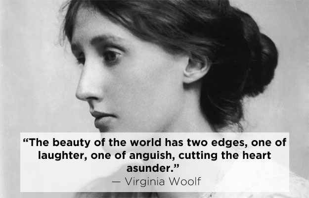 Virginia Woolf 60 Profound Quotes About Heartbreak From Famous Unique Positive Quotes By Famous Authors