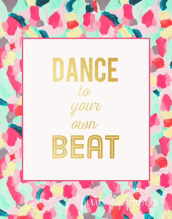 Short Dance Quotes Adorable Motivational Quotes Dance To Your Own Beat Quotes Of The Day