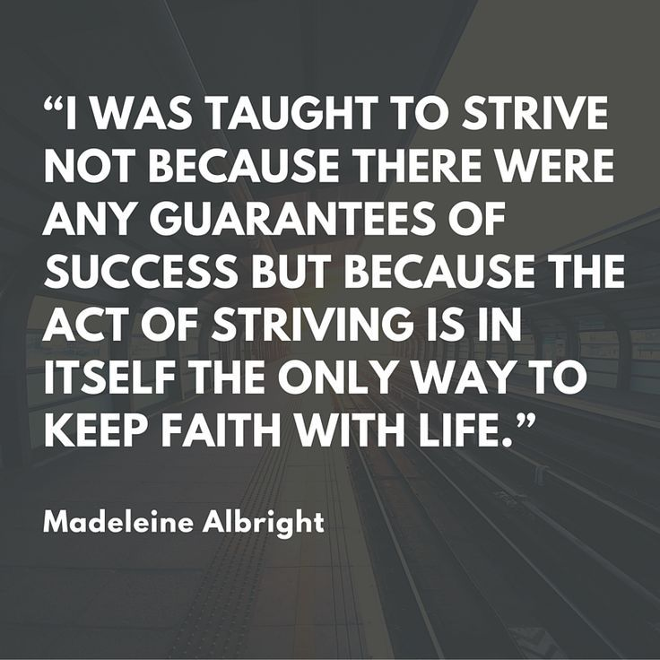 Motivational Quotes : Madam Secretary