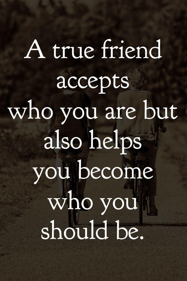 As The Quote Says U2013 Description. Friendship Quote