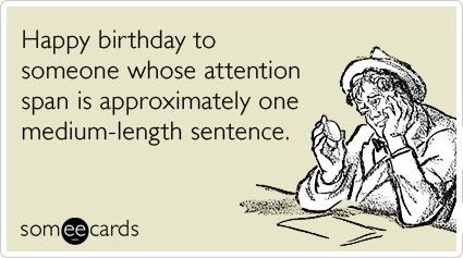 As The Quote Says Description Funny Birthday Ecard Happy