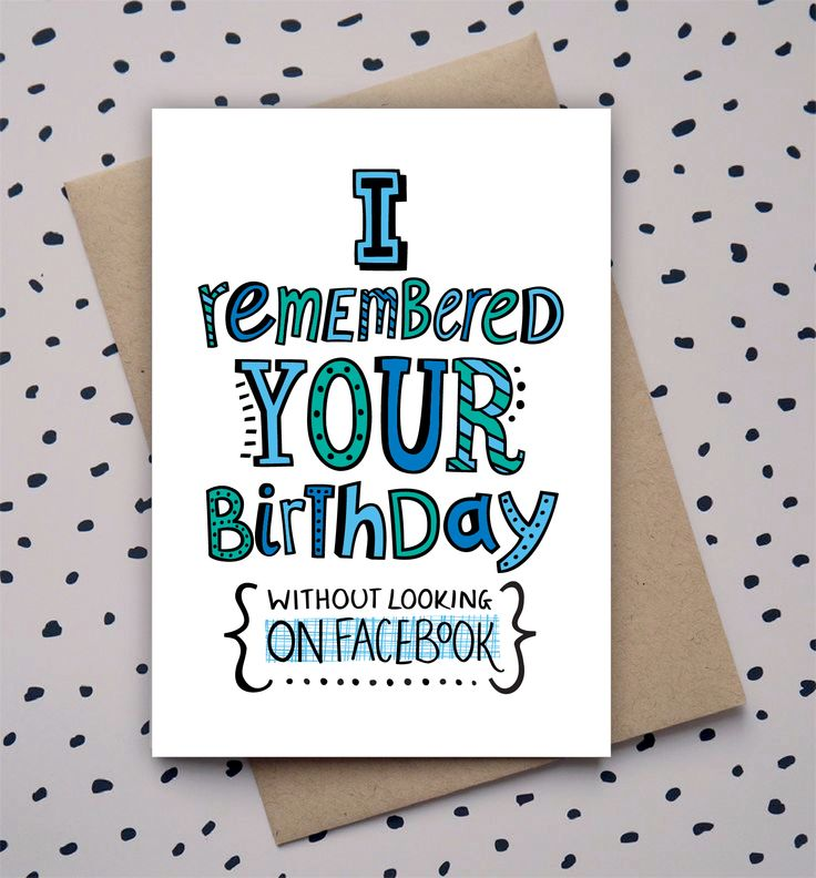 birthday quotes hand drawn type doodle birthday card funny
