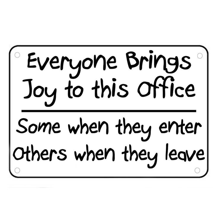 Inspirational Quotes about Work : Everyone Brings Joy To ...