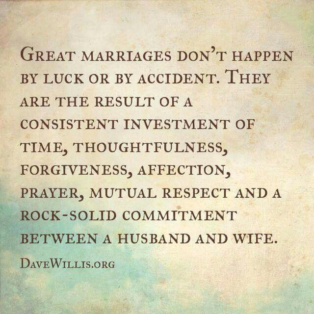 Love Quotes This Is So True Marriage Is An Everlasting Commitment