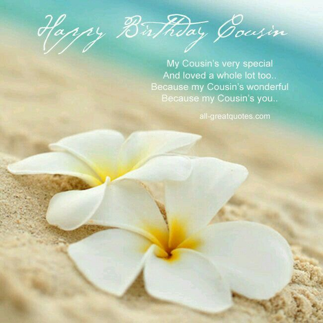 Quotes About Birthday Happy Birthday Cousin Quotes Of The Day