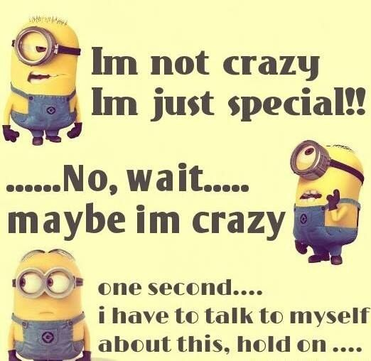 Best Funny Quotes Crazy Minions The 50 Most Shared Facebook