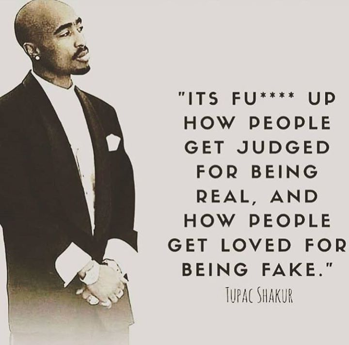 Best Positive Quotes How People Get Judged For Being Real