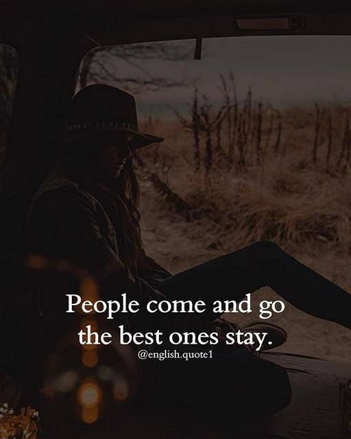 Best Positive Quotes People Come And Go Quotes Of The Day