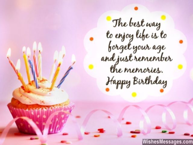 Birthday Quotes Beautiful Wishes For Old People Over 50