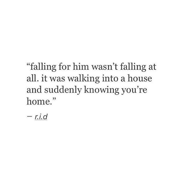 Birthday Quotes Falling For Him Wasnt Falling At All It Was