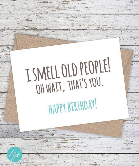 Birthday Quotes Funny Birthday Card Boyfriend Birthday Friend