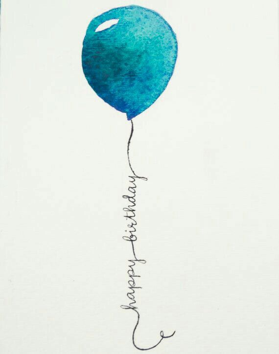 As The Quote Says Description Happy Birthday Balloon