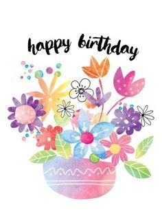 Birthday Quotes Happy Memes For Women Flowers 4 450