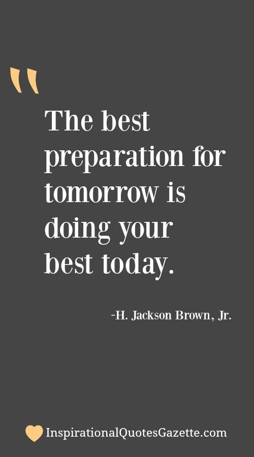 Inspirational Quotes About Work Inspirational Quote About Life
