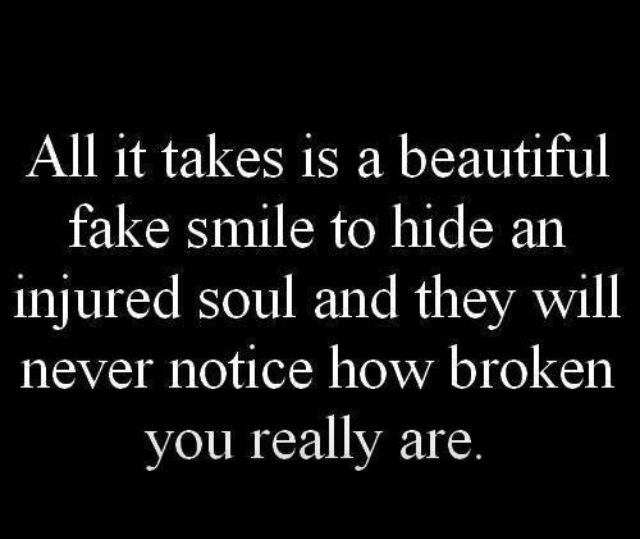 Missing Quotes Fake Smile Quotes Of The Day Your Daily Dose Of