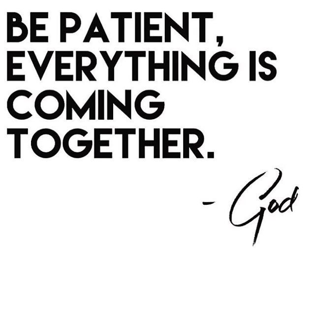 Positive Quotes Wait For The Lord Be Strong And Take Heart And