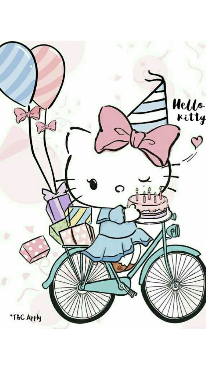 Hello kitty pictures with quotes