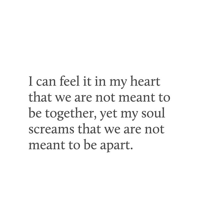 Missing Quotes No My Heart Still Believes Its The Mind That