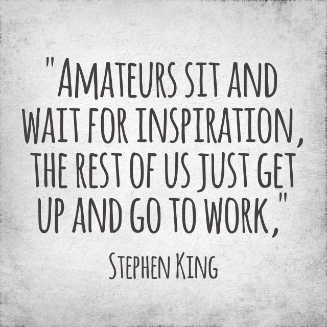 Inspirational Quotes About Work Amateurs Sit And Wait For