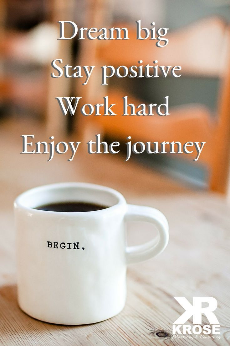 Inspirational Quotes About Work Stay Positive Work Hard Enjoy