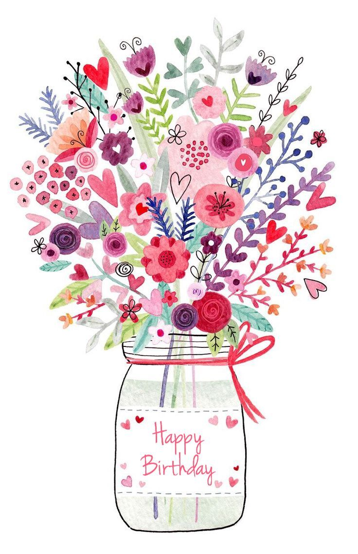 Quotes About Birthday Happy Birthday Flowers Quotes Of The Day