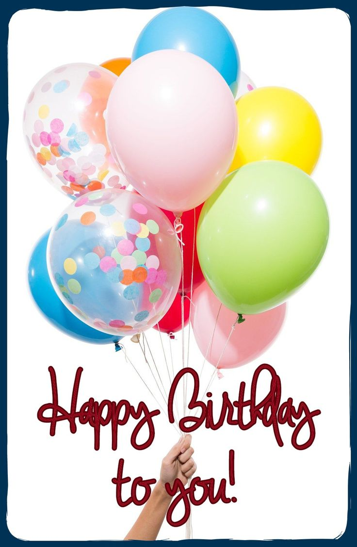 Birthday Quotes Happy Birthday Balloons Quotes Of The Day Your